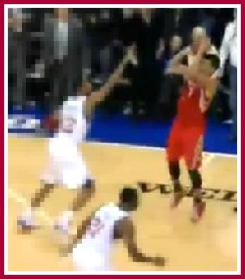 Jeremy Lin 9 threes vs Philadelphia 76ers