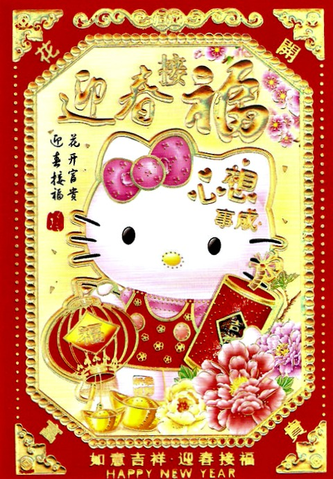Elegant Chinese New Year Red Envelopes | Gallery