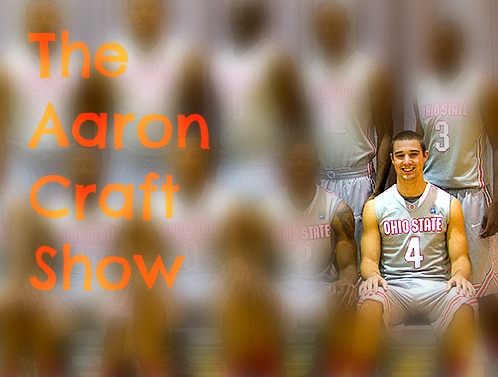 The aaron craft show a k a ohio st buckeyes on espn for Craft shows in ohio