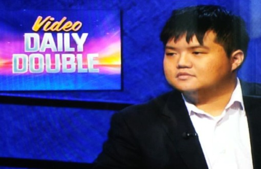 Arthur Chu daily double on his way to Jeopardy record books