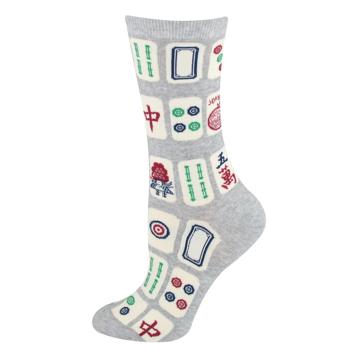 mah jong socks