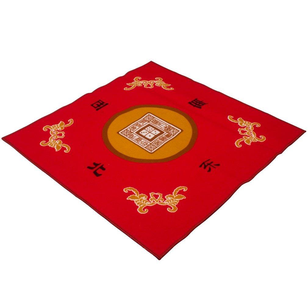 mahjong table cover