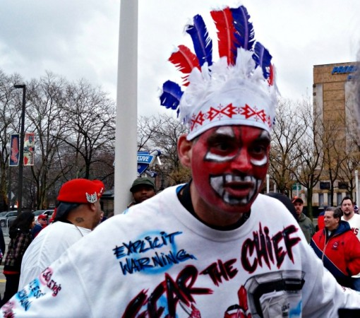 Native Americans Applaud Removal of 'Racist' Sports Mascot