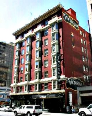 The Mosser Hotel in downtown San Francisco
