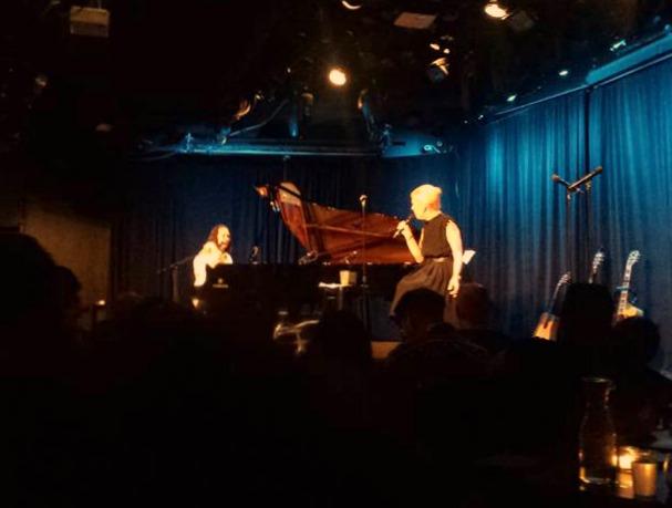 Kiki and Herb perform at Justin Bond's 20th Tranniversary