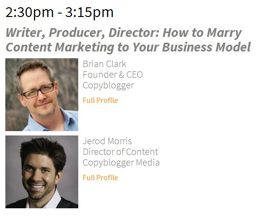 Writer, Producer, Director How to Marry Content Marketing to Your Business Model