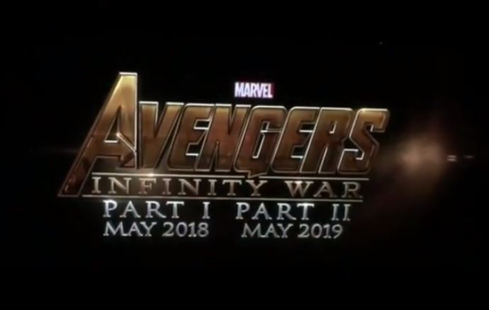 Avengers Infinity War part I and Part II Movie