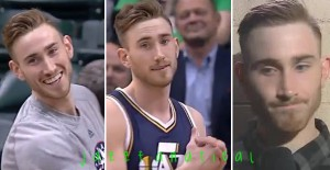 Gordon Hayward new haircut  stuarte.co