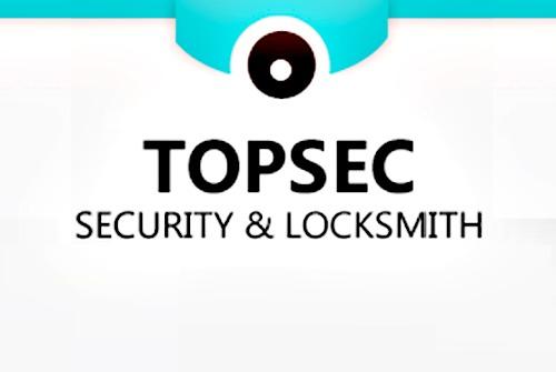 TopSec Security + Locksmith