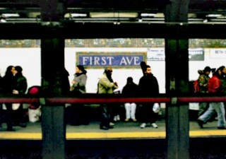 1st Avenue L Train MTA