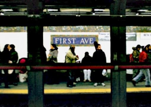 1st Avenue L Train MTA