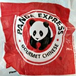 Panda Express bag MSG
