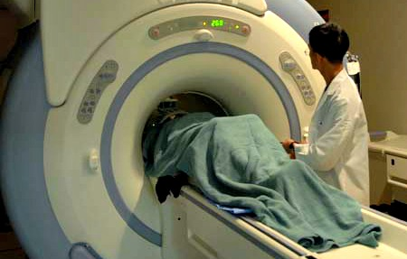 MRI claustrophobia