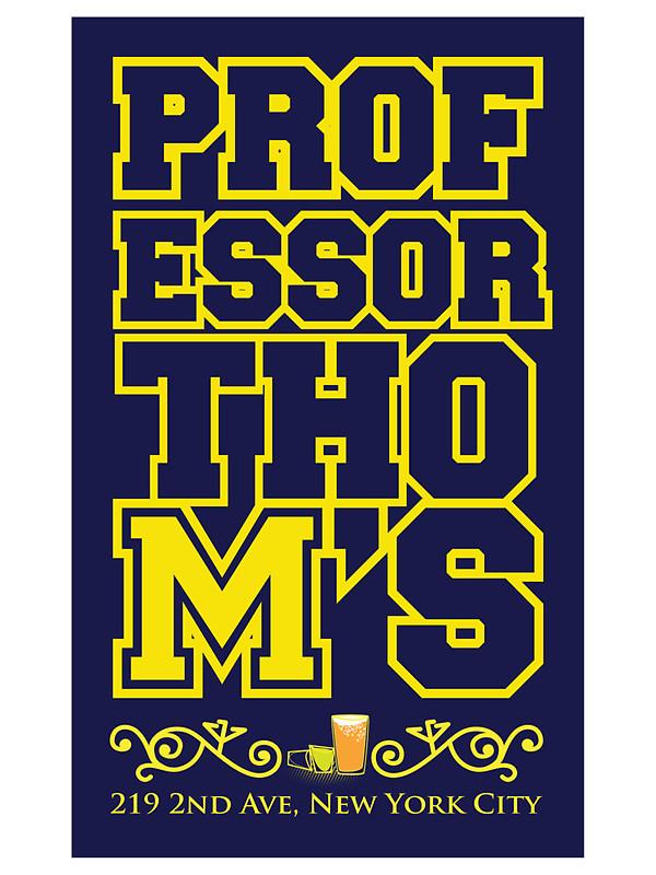 best bar for university michigan alumni sports