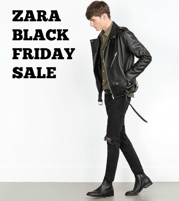 Black Friday Zara