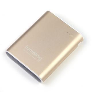 Lumsing gold external power bank charger