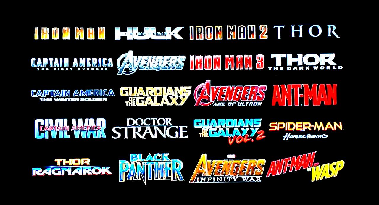 Marvel Film Liste