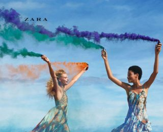 Zara sales 2016