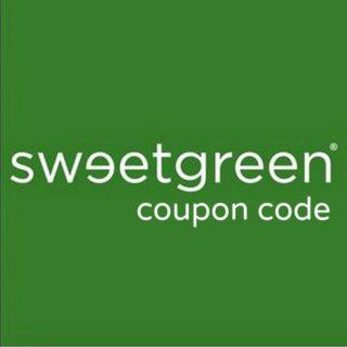 sweetgreen coupon code discount