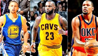 stephen curry lebron james kevin durant