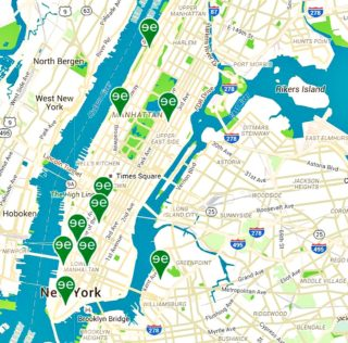 sweetgreen locations and store hours in NYC