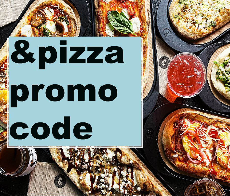 The &pizza Promo Codes For $5 Off Your Next Pizza