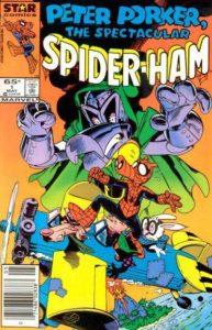 Spider Ham Peter Porker #1