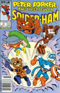Spider Ham Peter Porker #16