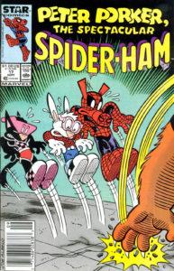 Spider Ham Peter Porker #17