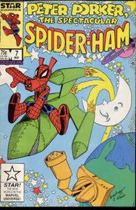 Spider Ham Peter Porker #7