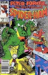 Spider Ham Peter Porker #8