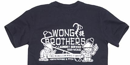 Abercrombie Racist T-Shirts - Wong Brothers