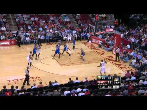 Jeremy Lin, Rockets go BASKETBALLISTIC vs. Warriors