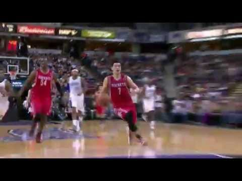 HAM: Jeremy Lin dunks on the Sacramento Kings (Video)