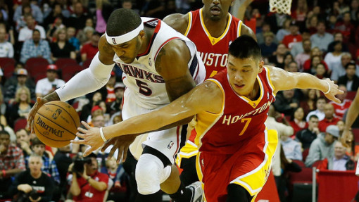 Jeremy Lin steals