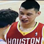 Jeremy Lin bloody lip goran dragic