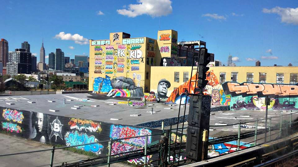 Goodbye, 5 POINTZ