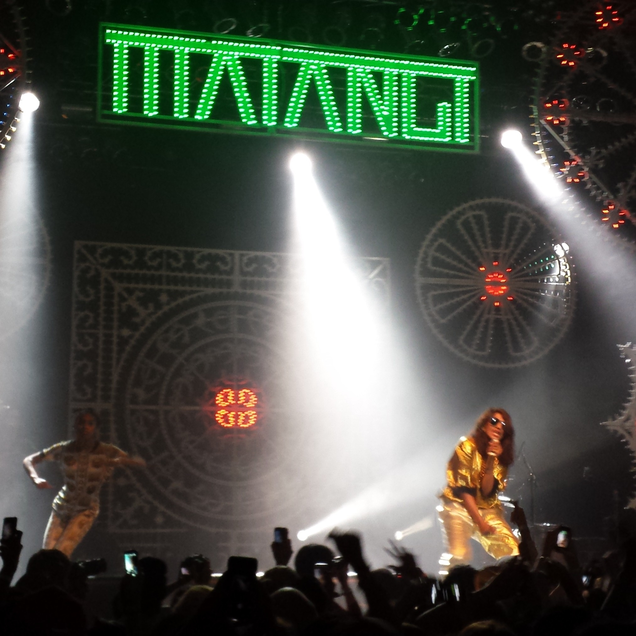 M.I.A. Matangi Tour at Terminal 5, NYC