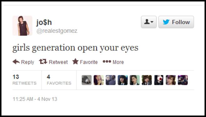 Girls Generation Racist-Tweets Youtube Awards RealestGomez