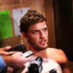 chandler parsons shirtless interview lockerroom