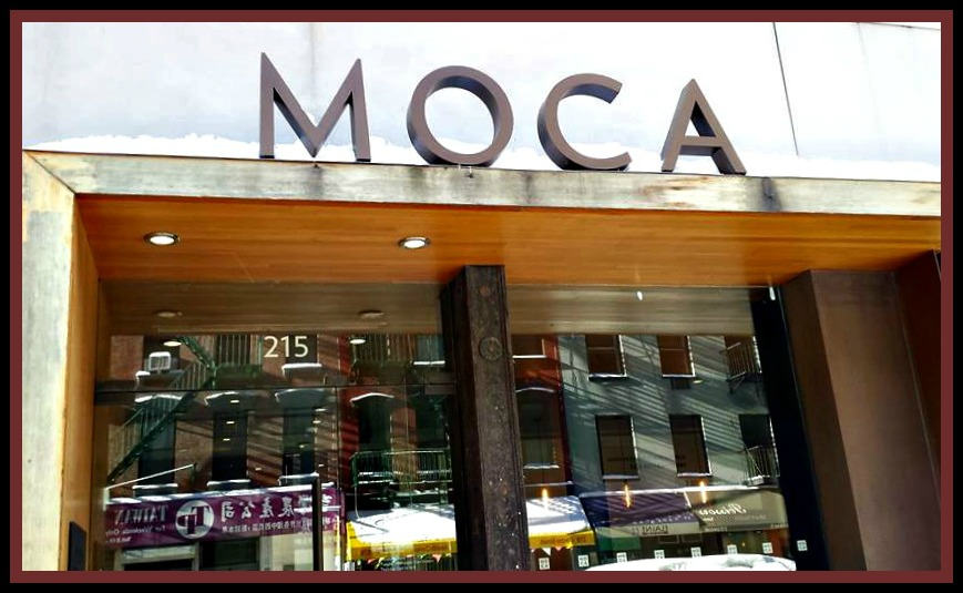 MOCA: A must-visit museum for Chinese-Americans