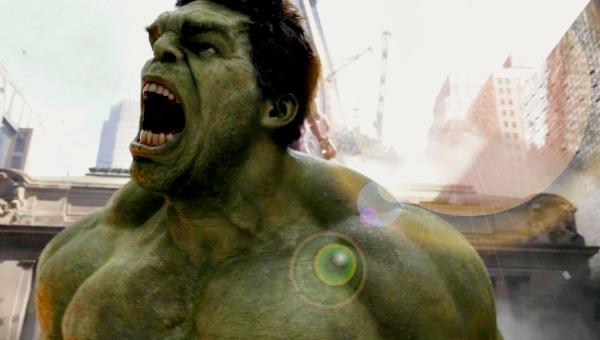 hulk roars in avengers assembles movie scene