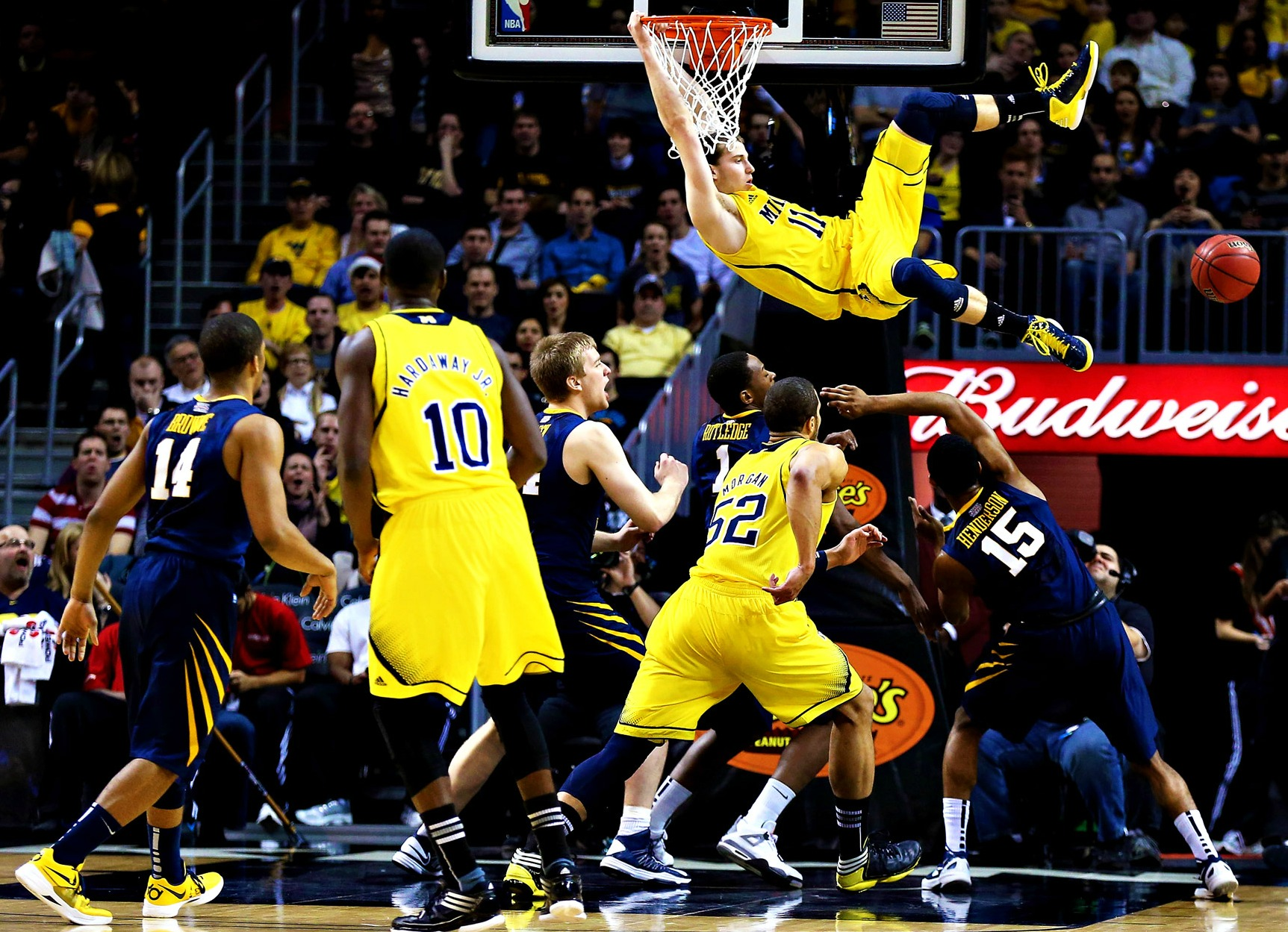 Nik Stauskas is more than a 3-point shooter