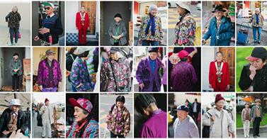 The Fashion Stylingz of San Francisco's Chinatown