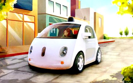 Google building own Google car with no brakes or steering wheel
