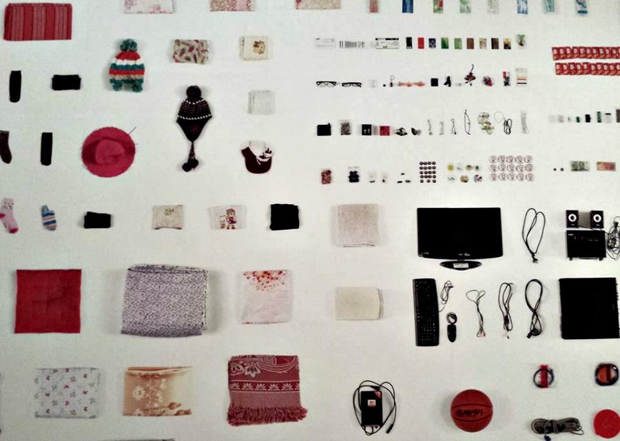 Ai Weiwei Ye Haiyan belongings Brooklyn Museum