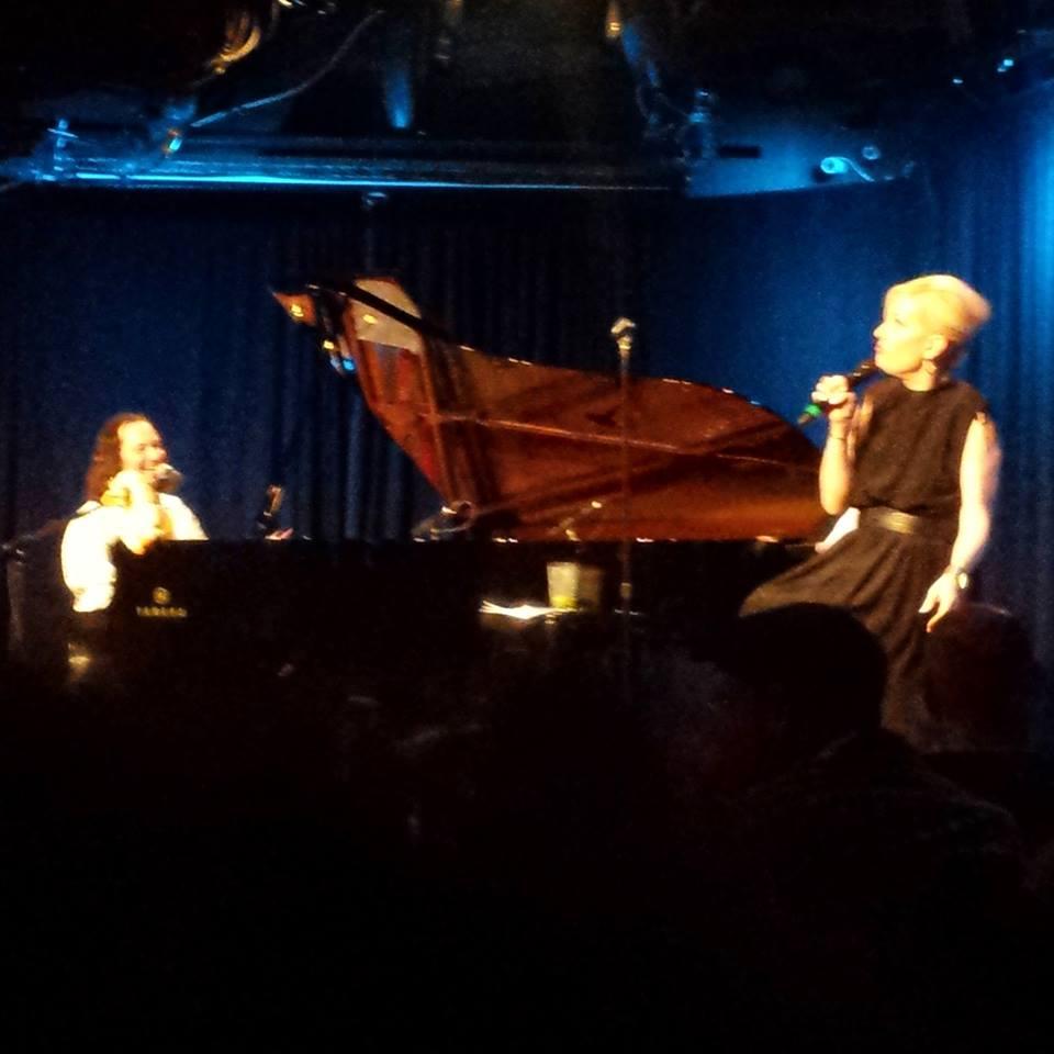 "Kiki and Herb perform at Justin Bond's 20th ""Tranniversary"" Show"