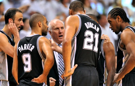 San Antonio Spurs Strategy Explained