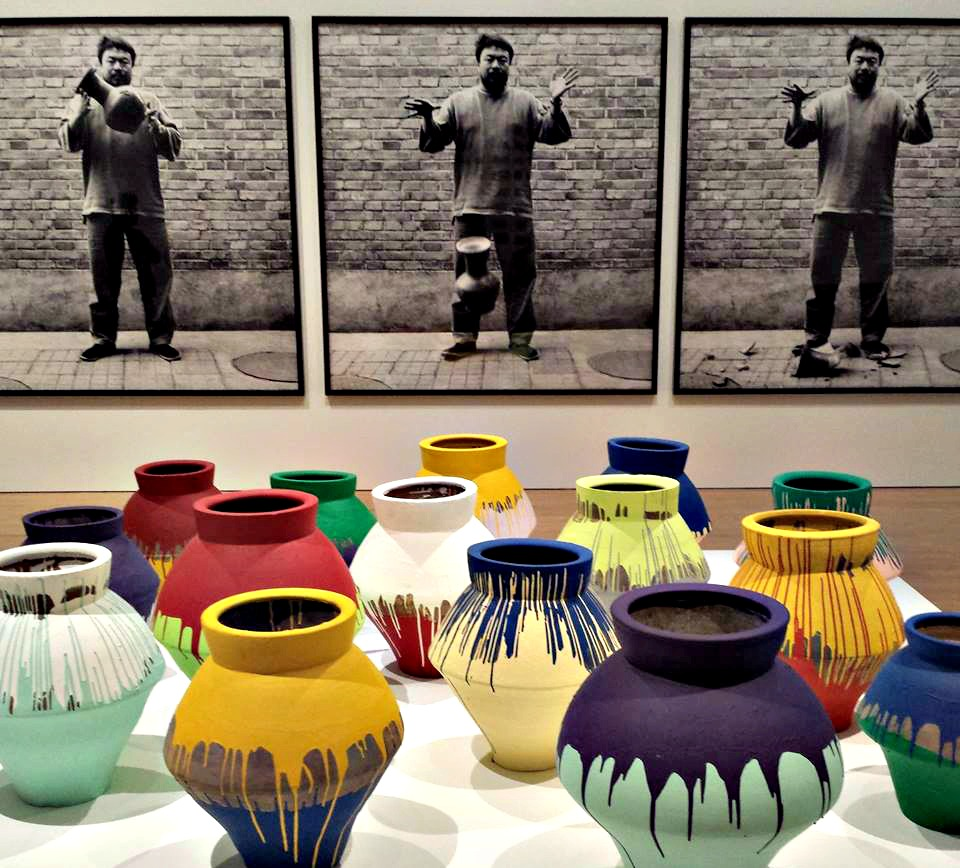 Ai Weiwei exhibition at Brooklyn Museum
