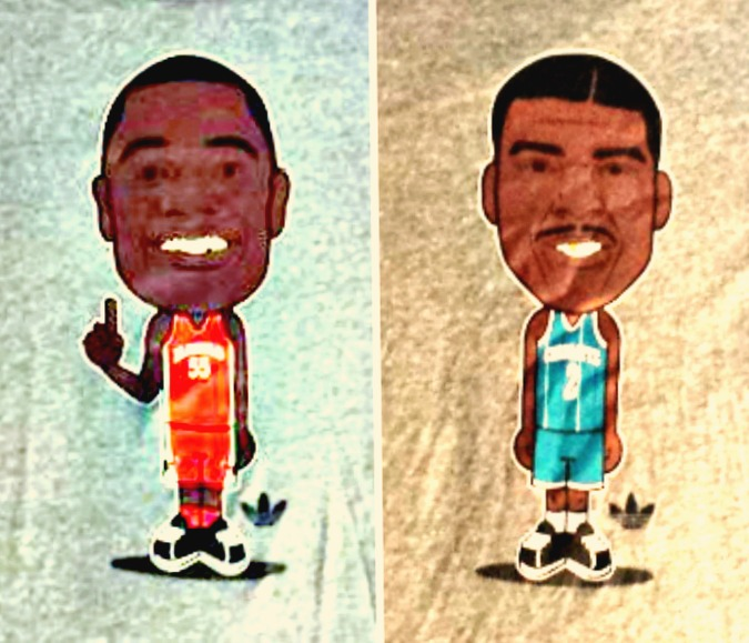 NBA Geeked Up Shirts